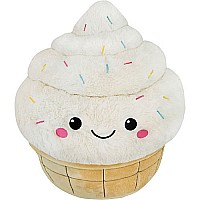 Squishables Soft Serve Ice Cream 15""