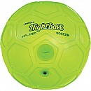 NightBall Inflatable Soccer Ball - Green