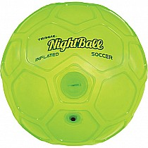 NightBall Soccer Ball - Green
