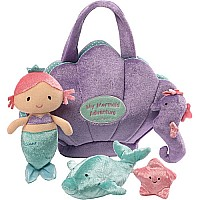 GUND My Mermaid Adventure Playset