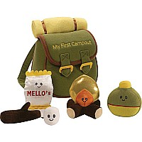 Baby GUND My First Campout Playset