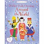 Sticker Dolly Books - Around the World