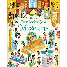 First Sticker Book - Museums