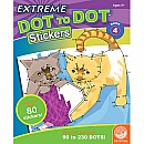 Extreme Dot to Dot Stickers #4 Pets
