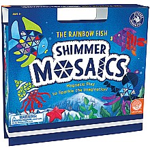 The Rainbow Fish Shimmer Mosaics