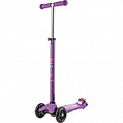 Maxi Deluxe Micro Scooter - Purple