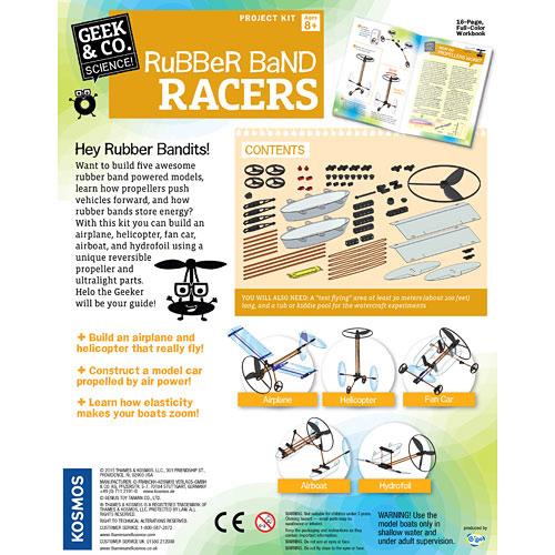 Rubber Band Racers Stevensons Toys