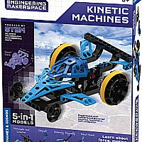 Kinetic Machines