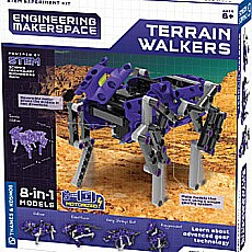 Terrain Walkers Engineering Makerspace