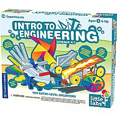 Intro to Engineering Kids First