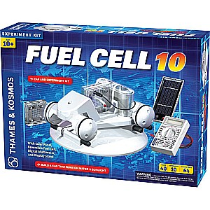 Fuel Cell 10: Car  Experiment Kit