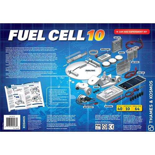 Fuel Cell 10: Car & Experiment Kit - Boon Companion Toys