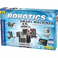 Robotics: Smart Machines