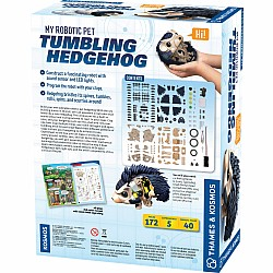 Tumbling Hedgehog - My Robotic Pet