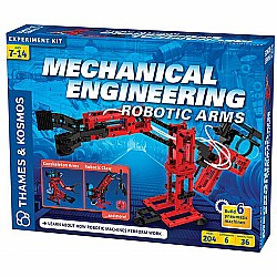 Mechanical Engineering: Robotic Arms