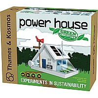 Power House Green Essentials Edition
