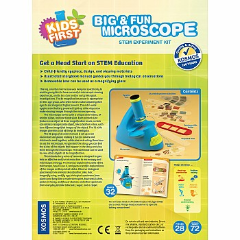Big & Fun Microscope