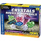 Crystals, Rocks  Minerals