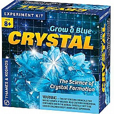 Grow a Blue Crystal