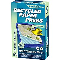 Recycled Paper Press