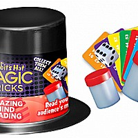 Rabbit's Hat Magic Tricks (18 units in display)