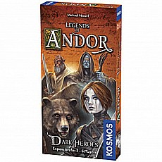Legends of Andor: Dark Heroes (Expansion Pack)