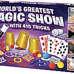 Magic - World's Greatest Magic Show (with 415 Tricks)