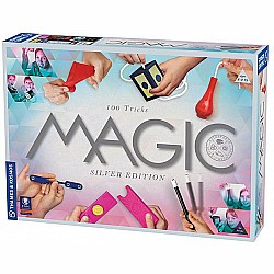 Magic: Silver Edition Playset with 100 Tricks