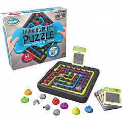Thinking Putty Puzzle