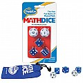 Math Dice Mental Math Game