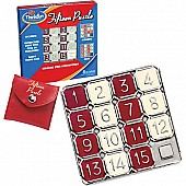 Fifteen Sliding Number Puzzle
