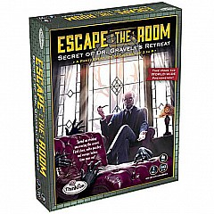 Escape the Room - Secret of Dr. Gravely's Retreat