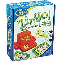 Zingo 1-2-3 by ThinkFun
