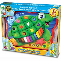 Touch and Learn Color & Shape Turtle