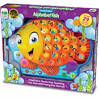 Touch and Learn Alphabet Fish