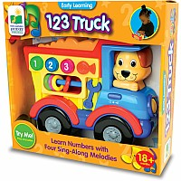 Early Learning 123 Truck