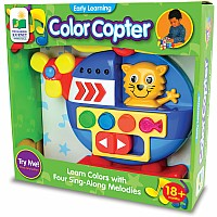 Early Learning Color Copter