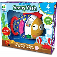Little Friends - Funny Fish