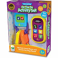 On The Go Activity Set