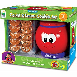 Learn with Me - Count and Learn Cookie Jar