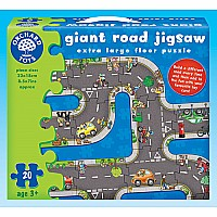 Giant Road Floor Puzzle