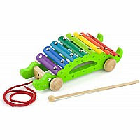 "Crocodile ""Pull-Along"" Xylophone"