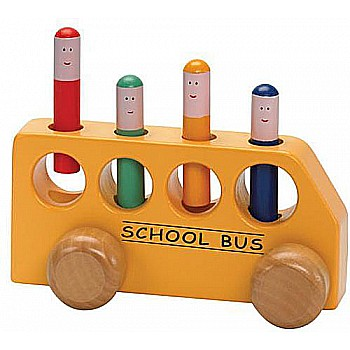 Pop Up School Bus