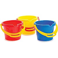Bucket  with Spout: indicate color choice in customer notes at check out