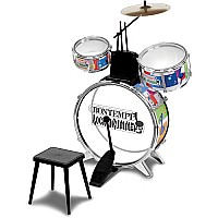 Drum Set with Stool