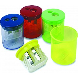 2 Hole Canister Sharpener (24 per Bucket)