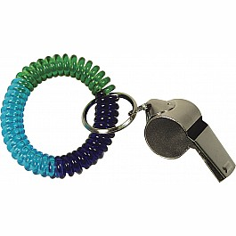 Wrist Coil w/ Whistle (36 ct. Asst. Bucket)