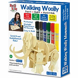 Kwik Kitz Woolly Mammoth