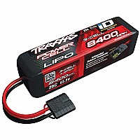 8400mAh 11.1v 3-Cell 25C LiPo Battery