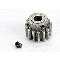 Gear, 15-tooth hardened steel/ 5x6 GS (1)